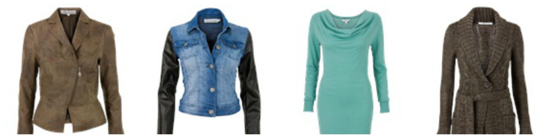 Fijne kleding geshopt bij Miss Etam: mini shoplog en inspiratie/wishlist collages