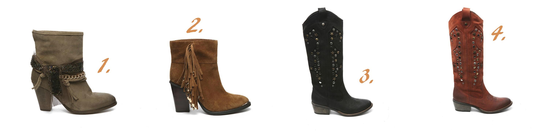 Fashion Items I Love #1: boots winter '13-'14