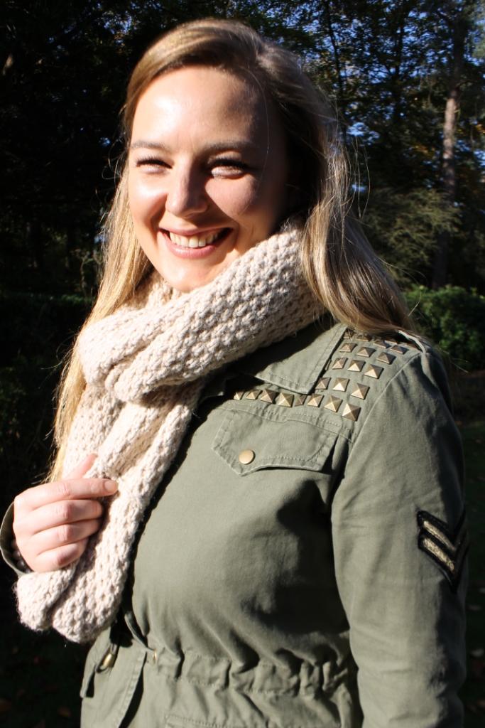 New stuff: Army Jacket Vera Moda via Vimodos