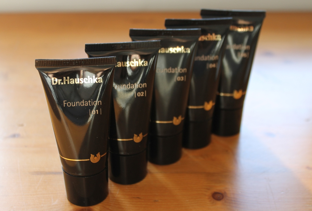 Dr. Hauschka foundation review