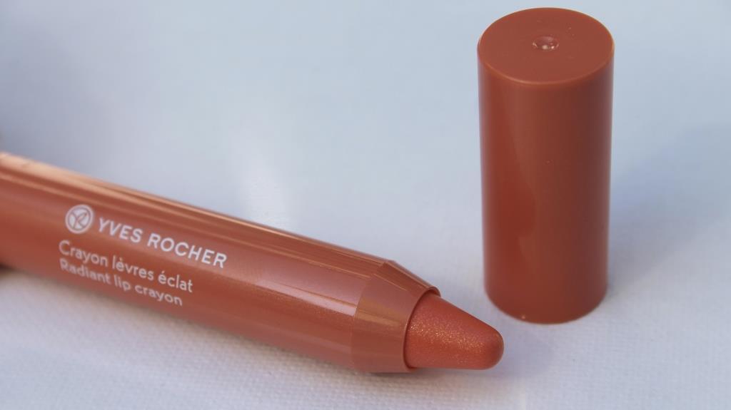 Yves Rochez radiant lip crayon 3