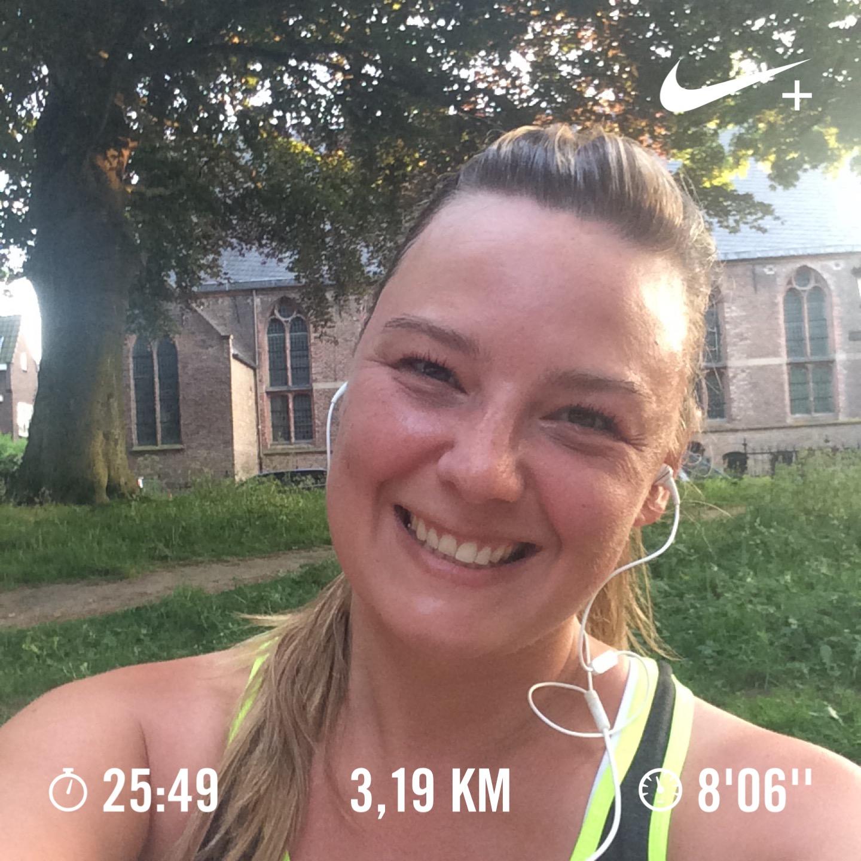Ik loop 11 juni 5km voor KiKa!