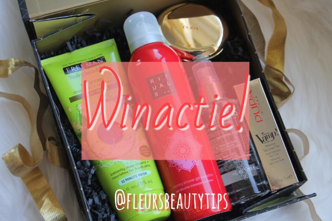Win een mooi beautypakket