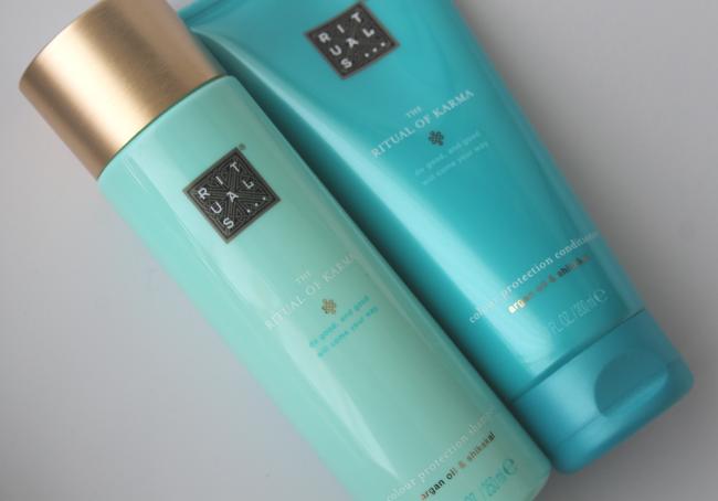 Review Rituals Karma shampoo en conditioner + winactie