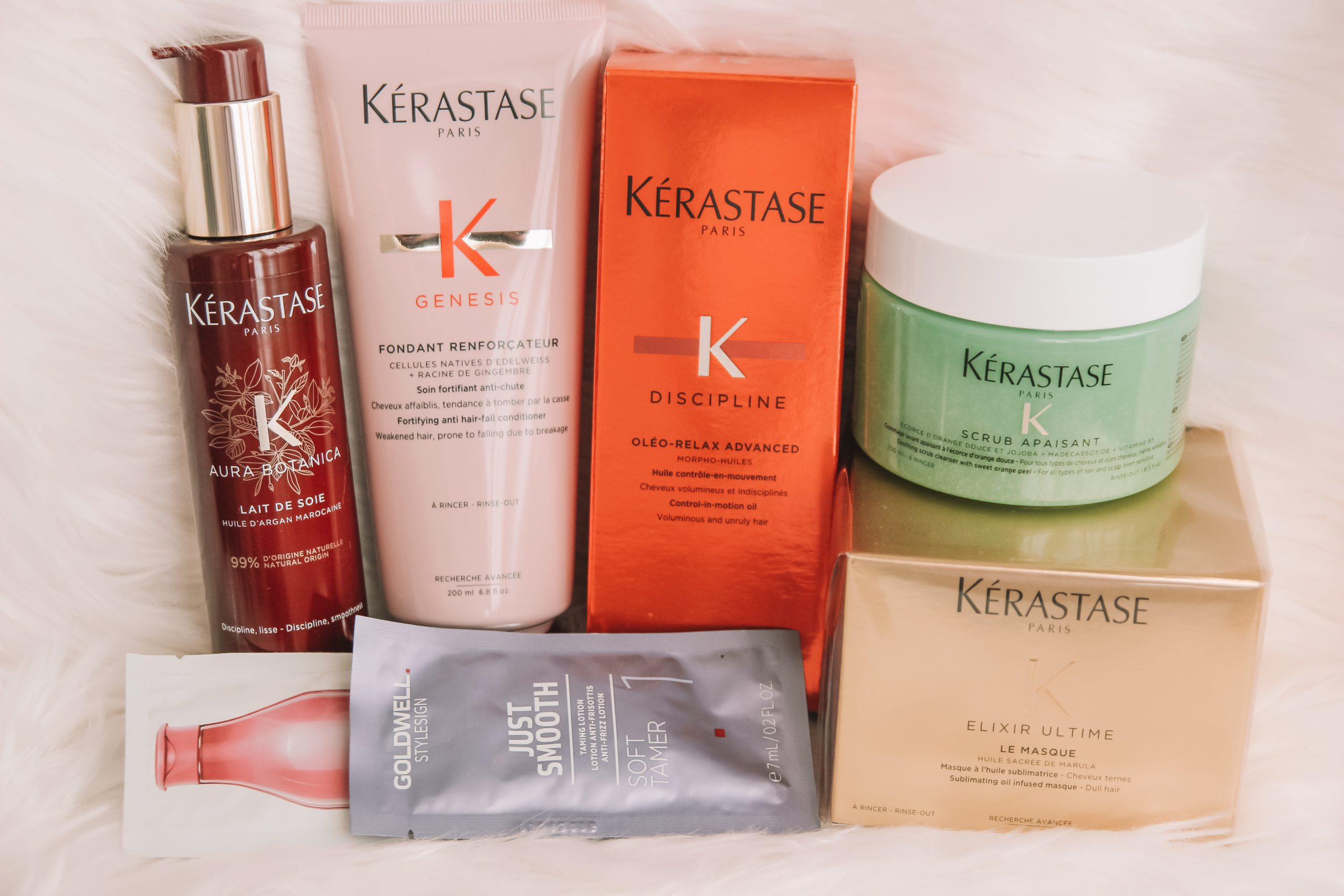 Win een luxe Kérastase haarverzorging pakket (Instagram)